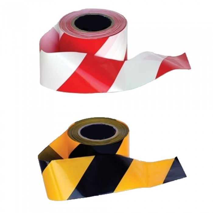 Barricade/Warning Tape (Pack of 18 Rolls)
