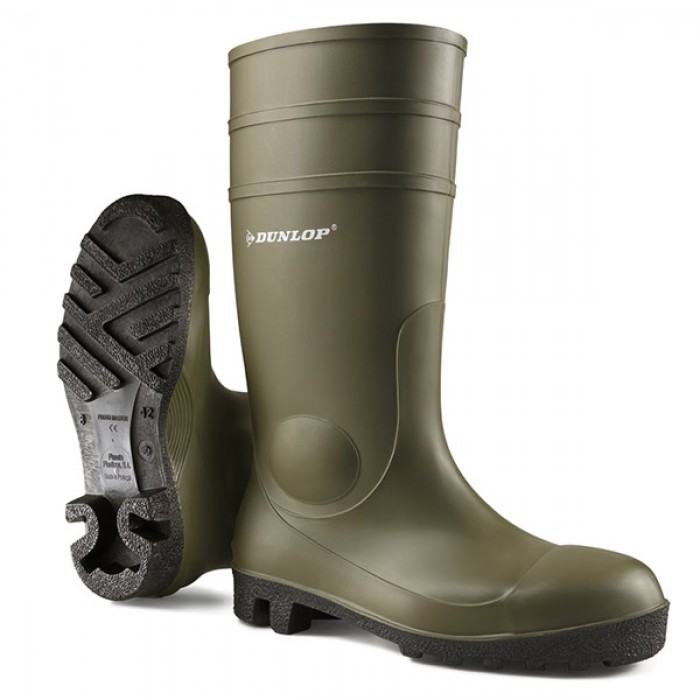 Dunlop Protomaster Full Safety Wellington