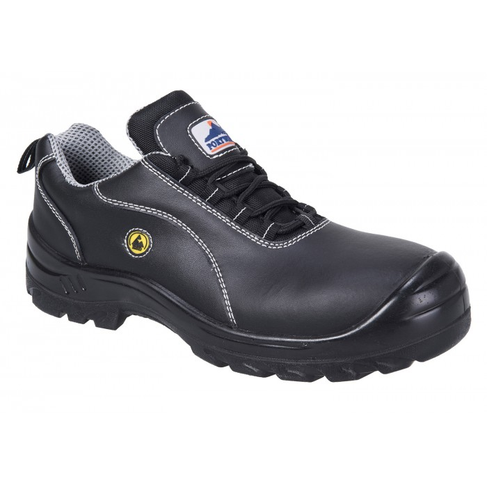 Compositelite™ ESD Leather Safety Shoe S1
