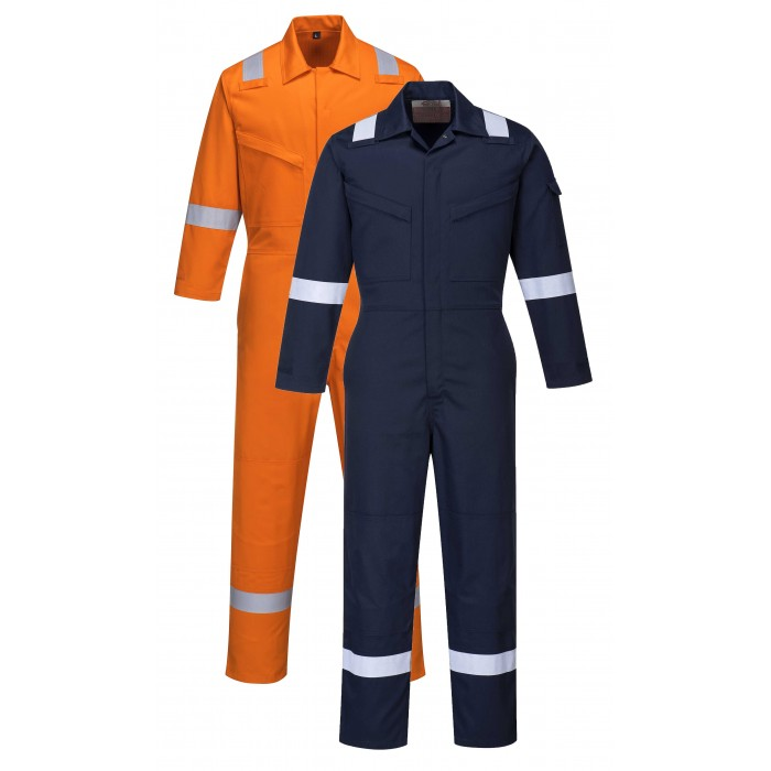 Bizflame Plus Ladies Coverall 350g