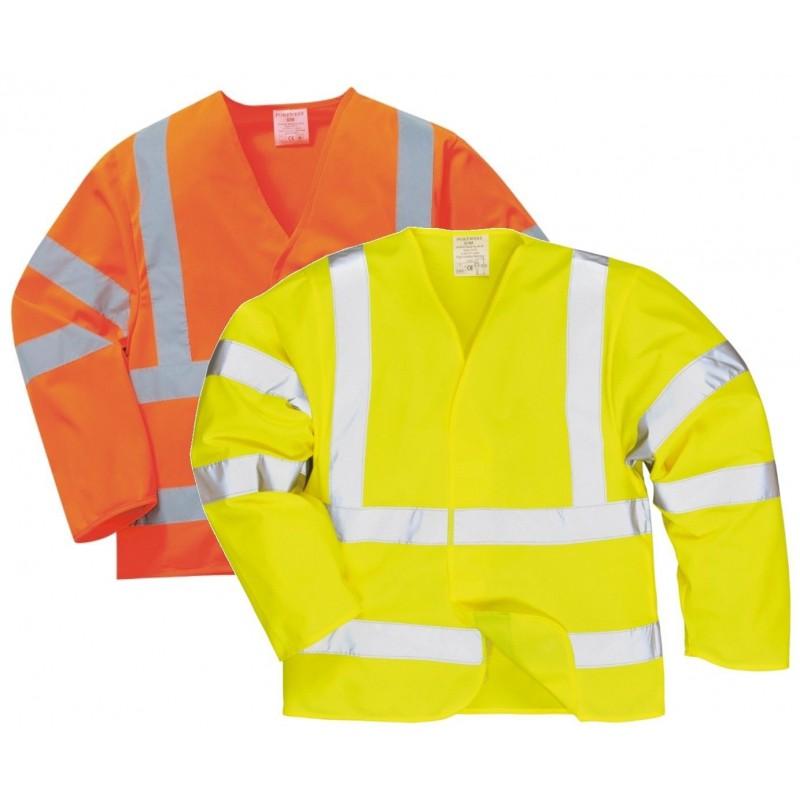 50edf5aa3e3a Hi-Vis Jacket Flame Resistant