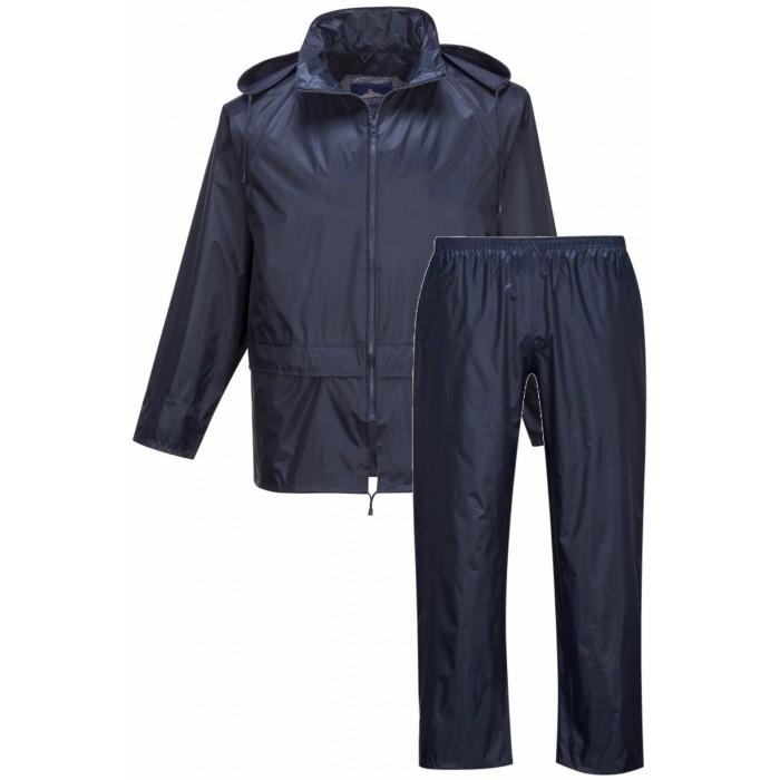 Essentials Rainsuit (2 Piece Suit)