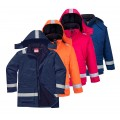 FR Anti-Static Winter Jacket