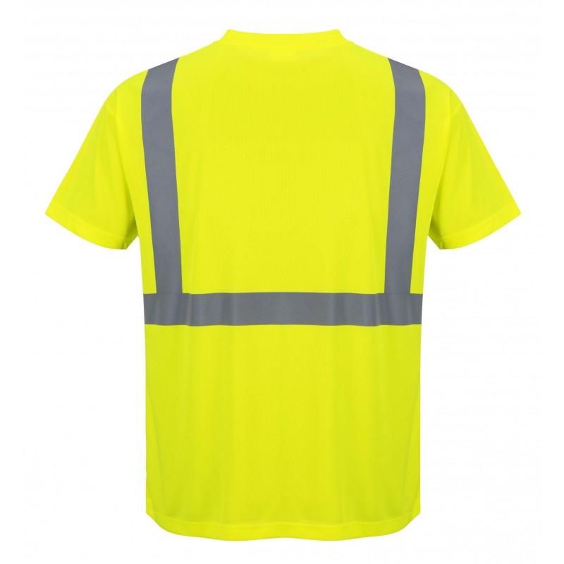 Hi Vis Pocket T Shirt