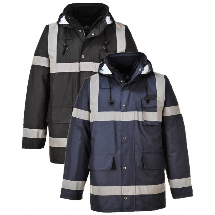 Iona Lite Hi Vis Jacket
