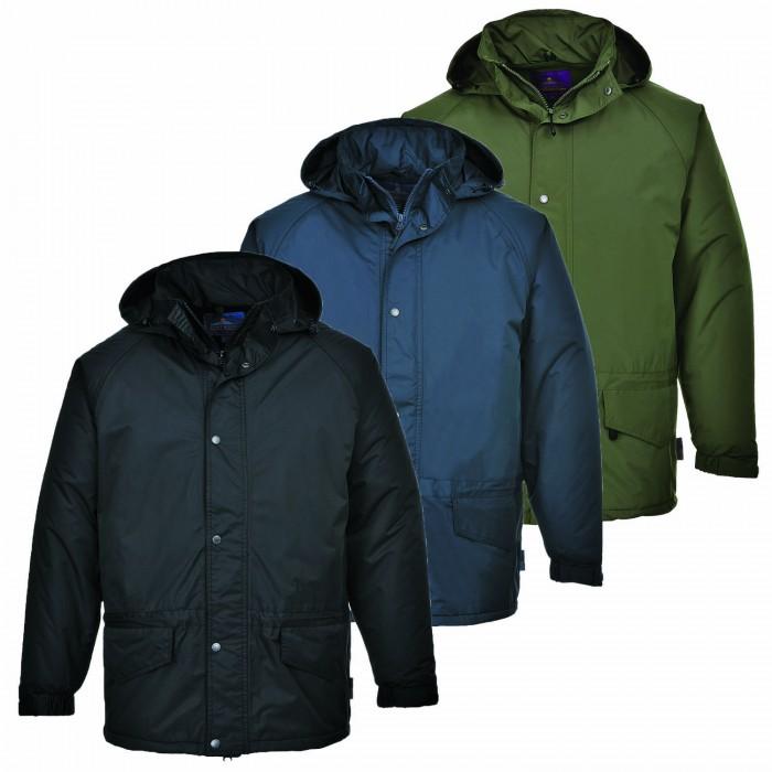 Arbroath Breathable Fleece Lined Jacket