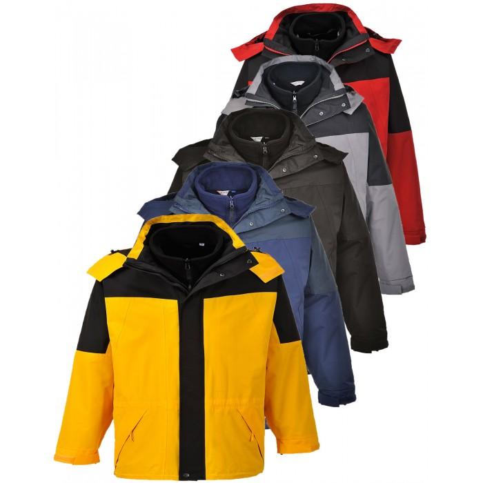 Aviemore 3 in 1 Mens Jacket
