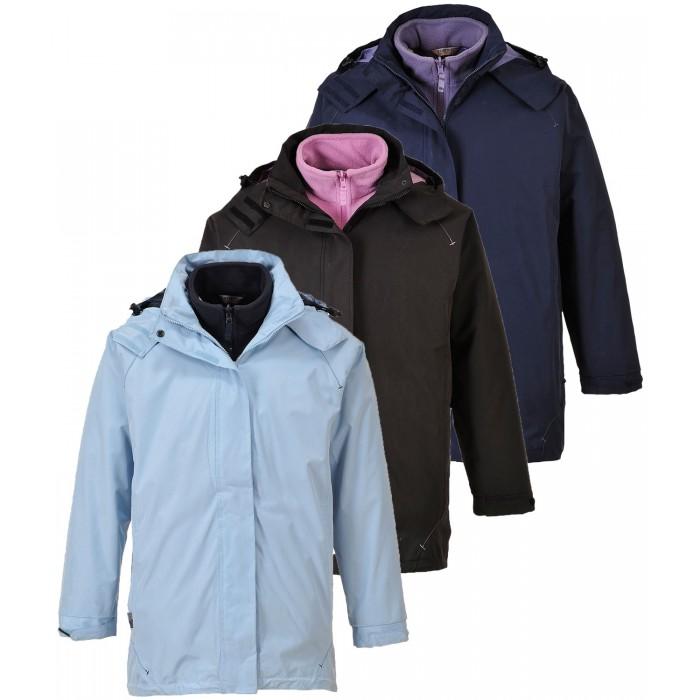 Elgin 3 in 1 Ladies Jacket